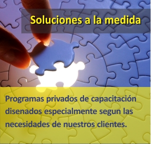 Capacitación In-house